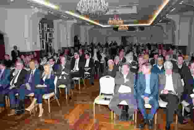 Εκδήλωση του Τομέα Εξωτερικών στην Θεσσαλονίκη με τον Σάββα Αναστασιάδη. Όλα όσα έγιναν-Ποιοί παρεβρέθηκαν.