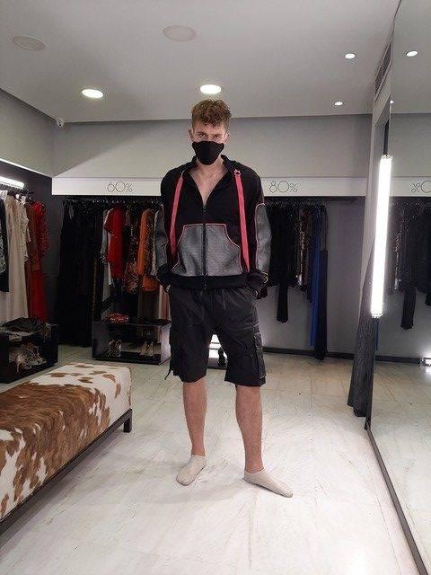 7.Τα μοντέλα από το Poland's Next Top Model στο fitting, λίγο πριν το show της Kathy Heyndels