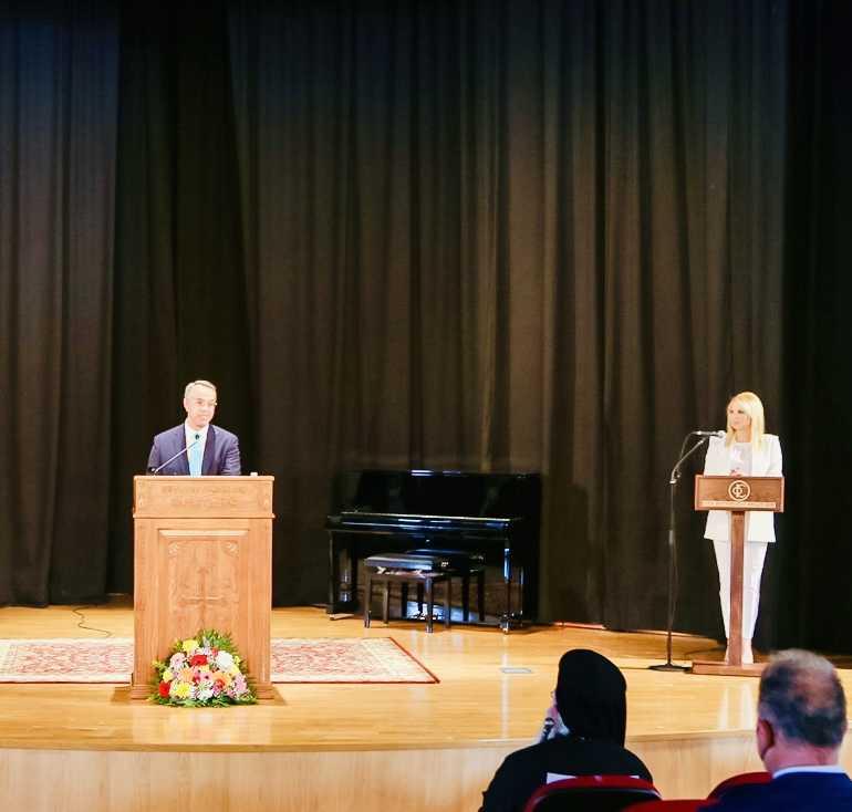 Ο Υπουργός Οικονομικών και βουλευτής Φθιώτιδας Χρήστος Σταϊκούρας