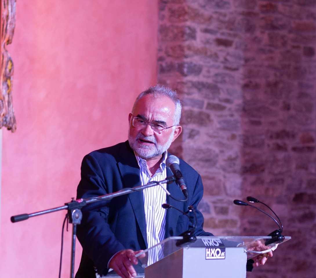 Ο πρώην αντιπρόεδρος της Βουλής και υπουργός Λουκάς Αποστολίδης.
